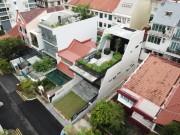 """Tài chính - Bất động sản - Nhà """"ruộng bậc thang"""" xây 7 năm mới xong gây xôn xao trong giới kiến trúc"""