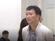 """Tin tức trong ngày - Trịnh Xuân Thanh: """"Bị cáo coi thường tất cả chứng cứ"""""""