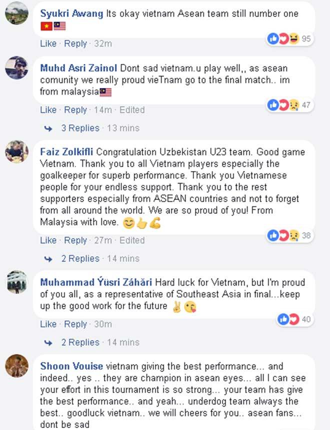 """U23 Việt Nam lỡ Vàng: Báo quốc tế tôn vinh """"nhà vua"""", fan mơ dự World Cup - 3"""