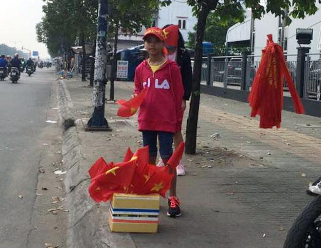 Tuyết trắng trời Thường Châu, Việt Nam rực lửa cổ vũ U23 đá chung kết - 19