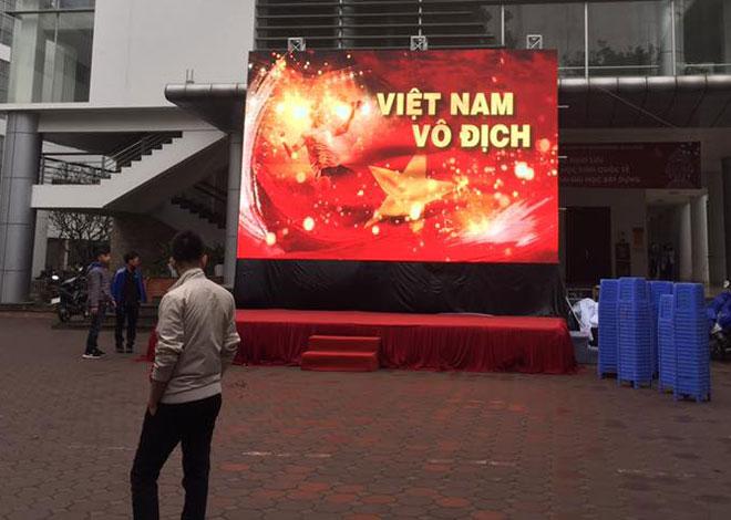 Tuyết trắng trời Thường Châu, Việt Nam rực lửa cổ vũ U23 đá chung kết - 11