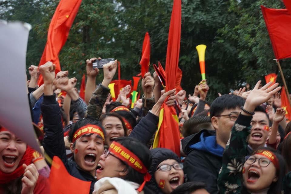 U23 vẫn vô địch trong lòng người hâm mộ Việt Nam - 26
