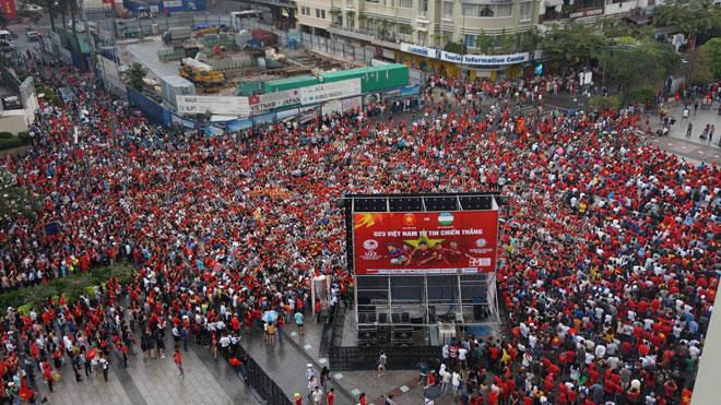 U23 vẫn vô địch trong lòng người hâm mộ Việt Nam - 20