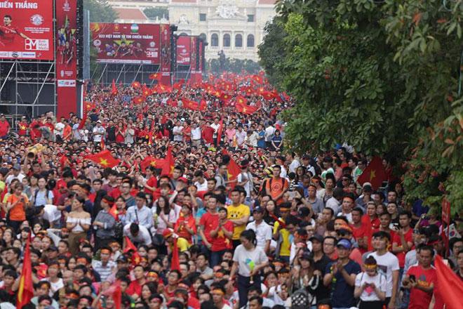 U23 vẫn vô địch trong lòng người hâm mộ Việt Nam - 21
