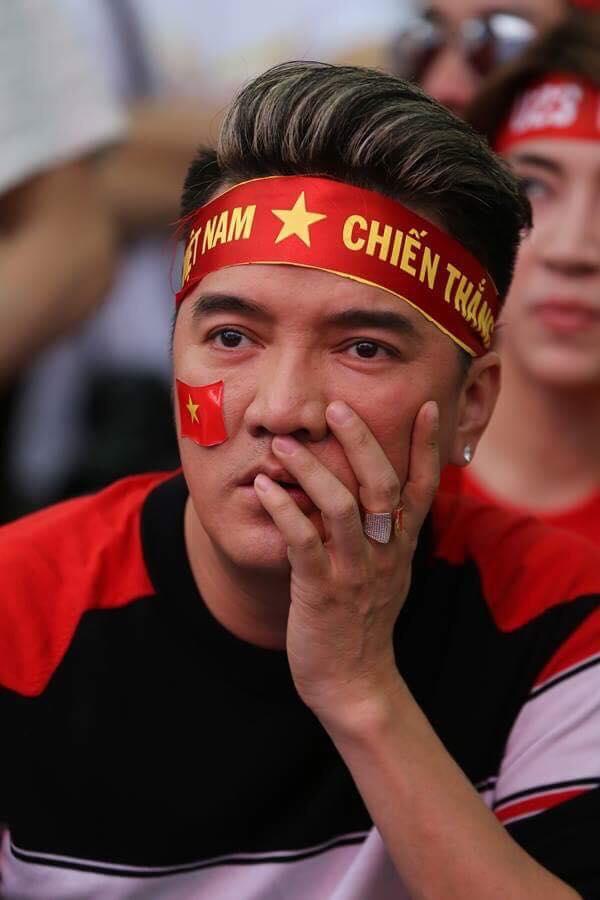 Sao Việt lên tiếng