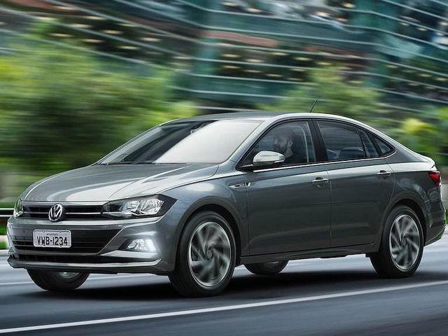 Volkswagen Virtus: xe Đức giá rẻ 431 triệu đồng