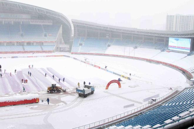 Trực tiếp mới nhất từ Thường Châu: AFC quyết định vẫn đá 15h, U23 VN đến sân - 9