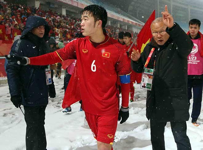 U23 Việt Nam hụt Vàng: Thầy Park làm điều này khiến khán giả ngỡ ngàng - 1