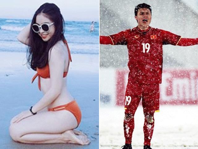 Bất ngờ với dòng chữ xăm trên tay trái Quang Hải đội U23 Việt Nam - 4