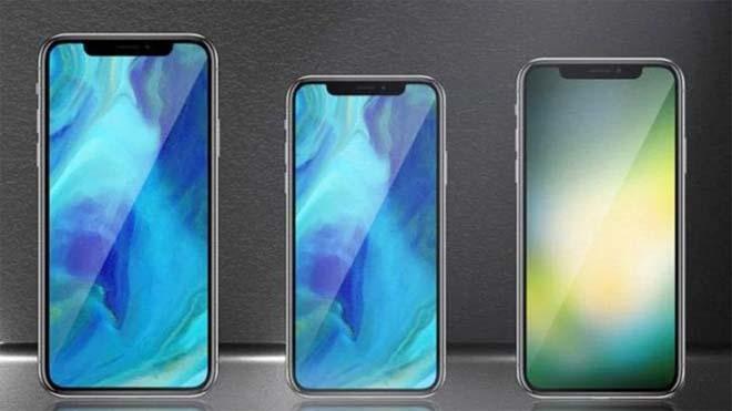 Chân dung và chức năng đầy đủ trên iPhone 2018 qua tin đồn - 3