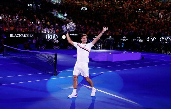 """Federer – Cilic: """"Vị thần"""" bất tử, đỉnh cao chói lọi (Chung kết Australian Open) 2"""