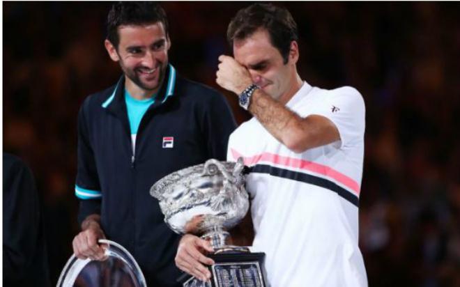 Australian Open: Federer rơi lệ ngày giành Grand Slam thứ 20 9