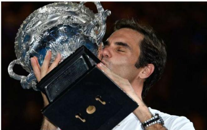 Australian Open: Federer rơi lệ ngày giành Grand Slam thứ 20 11