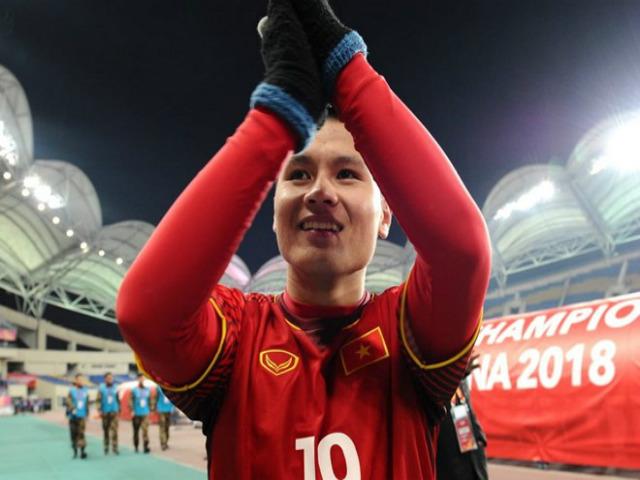 Tiến Dũng, Quang Hải khuynh đảo Đội hình xuất sắc nhất U23 châu Á - 3