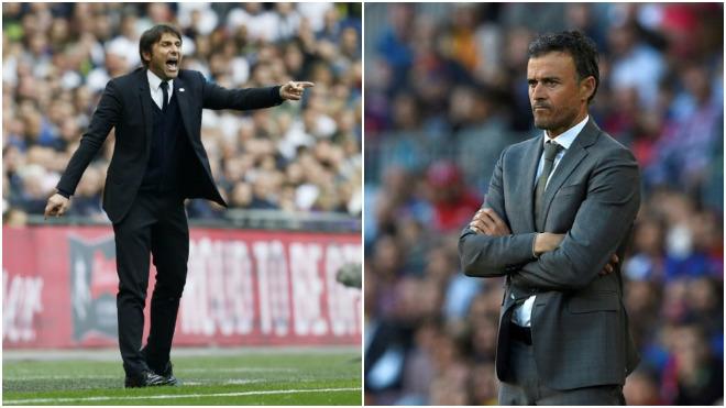 Tin HOT bóng đá tối 28/1: Enrique sẽ thay Conte là HLV Chelsea 1