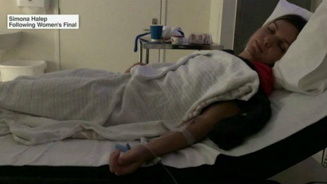 Tin HOT thể thao 28/1: Thua đau, cựu tay vợt số 1 thế giới phải nhập viện 1