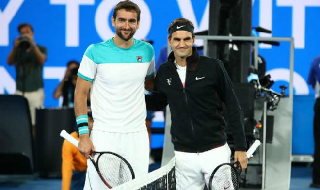 """Federer – Cilic: """"Vị thần"""" bất tử, đỉnh cao chói lọi (Chung kết Australian Open) 1"""