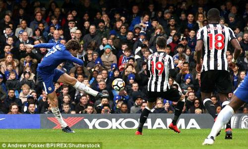 Chi tiết Chelsea - Newcastle: Dạo chơi giữ thành quả (KT) 22