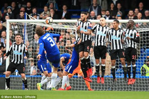 Chi tiết Chelsea - Newcastle: Dạo chơi giữ thành quả (KT) 23