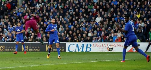Chi tiết Cardiff City - Man City: Thắng lợi xứng đáng (KT) 20