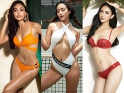 Thời trang - Bikini nóng bỏng tay của dàn chân dài nói yêu cầu thủ U23 Việt Nam
