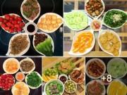 """Ẩm thực - Top những món ăn gây """"sốt"""" nhất tuần qua"""