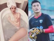 """Đời sống Showbiz - Dàn mỹ nhân Việt đua nhau """"thả thính"""" cầu thủ U23 Việt Nam và cái kết bất ngờ"""