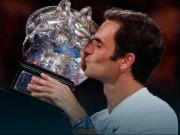 Thể thao - Federer vô địch Australian Open, lập 2 kỉ lục khiến Nadal – Djokovic nể sợ