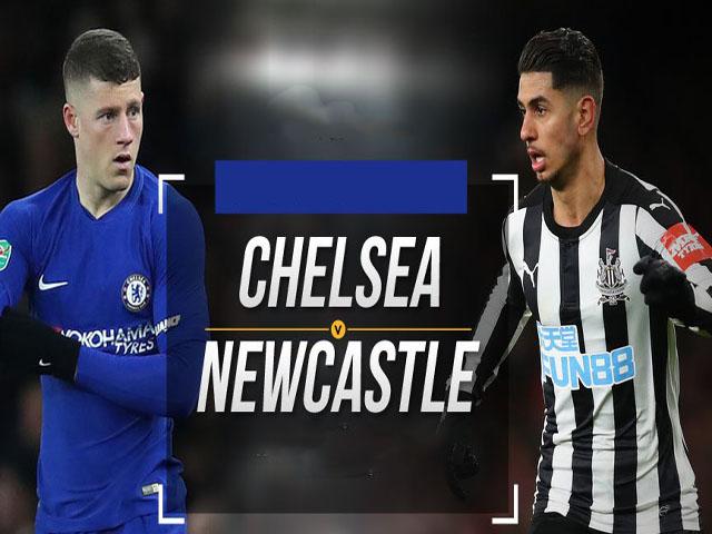 TRỰC TIẾP Chelsea - Newcastle: Bàn thắng quá may 23