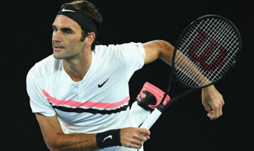 """Chi tiết Federer - Cilic: Cú trả giao bóng """"dâng cúp"""" (KT) 5"""