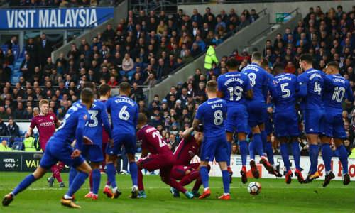 Chi tiết Cardiff City - Man City: Thắng lợi xứng đáng (KT) 19