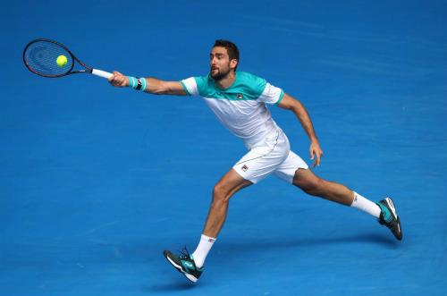 """Chi tiết Federer - Cilic: Cú trả giao bóng """"dâng cúp"""" (KT) 7"""