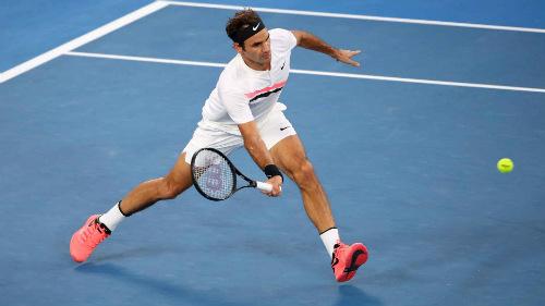 """Chi tiết Federer - Cilic: Cú trả giao bóng """"dâng cúp"""" (KT) 9"""