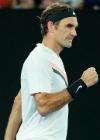 """Chi tiết Federer - Cilic: Cú trả giao bóng """"dâng cúp"""" (KT) 1"""