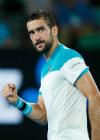 """Chi tiết Federer - Cilic: Cú trả giao bóng """"dâng cúp"""" (KT) 2"""
