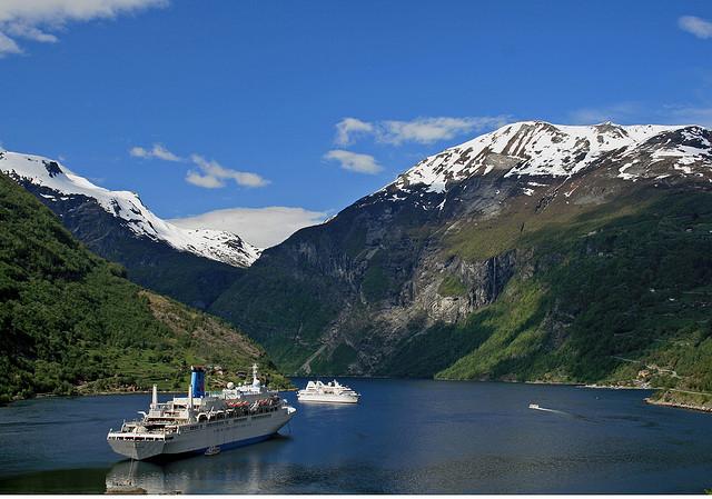 Mãn nhãn ngắm 5 vùng vịnh đẹp nhất Na Uy - 6