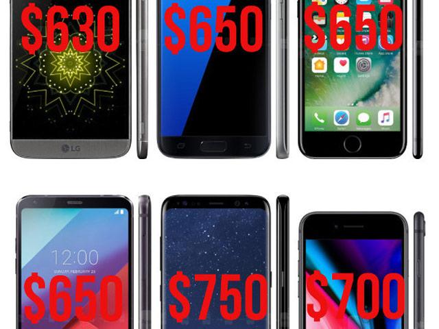 Galaxy S9/ Galaxy S9+ sẽ có giá bán cao nhất trong dòng Galaxy