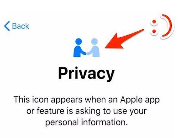 "Apple âm thầm thêm icon ""mặt cười bí ẩn"" trên iOS 11.3"