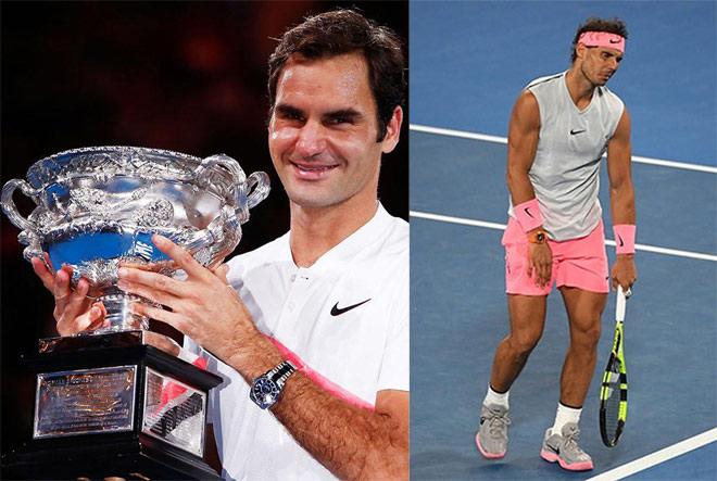 """Bảng xếp hạng tennis 29/1: Federer đoạt Australian Open, Nadal """"sống trong sợ hãi"""" 1"""