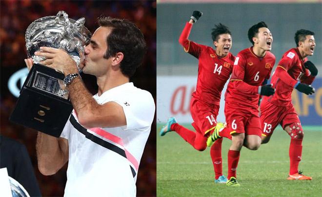 Federer – U23 Việt Nam: Kẻ thức thời mới là trang tuấn kiệt 1
