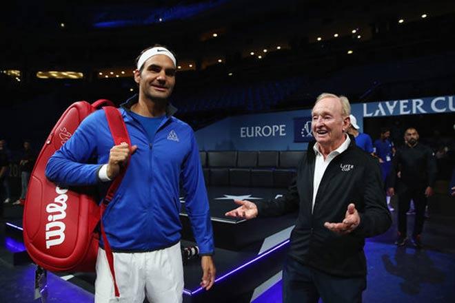 """Federer đoạt 20 Grand Slam: Vua 184 danh hiệu """"cúi đầu"""" nhường số 1 1"""