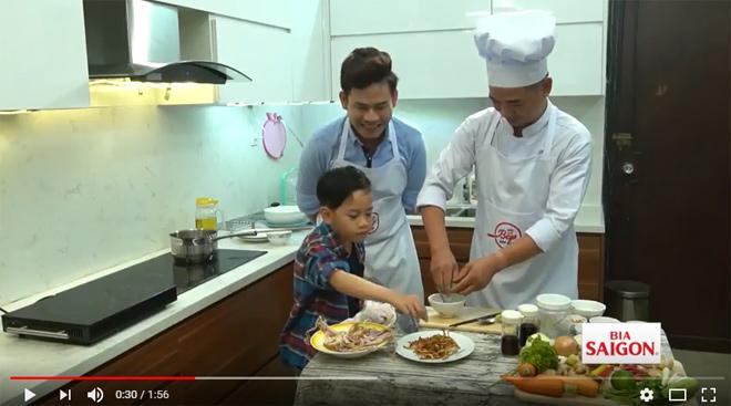 """NS Nguyễn Văn Chung sáng tác ca khúc chủ đề chương trình """"Vào bếp khó gì"""" - 2"""