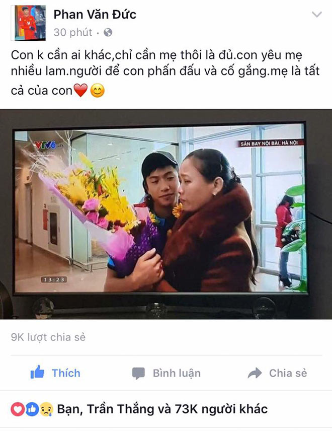 """U23 Việt Nam: """"Người hùng lạ mặt"""" Văn Đức khiến cộng đồng mạng dậy sóng - 2"""