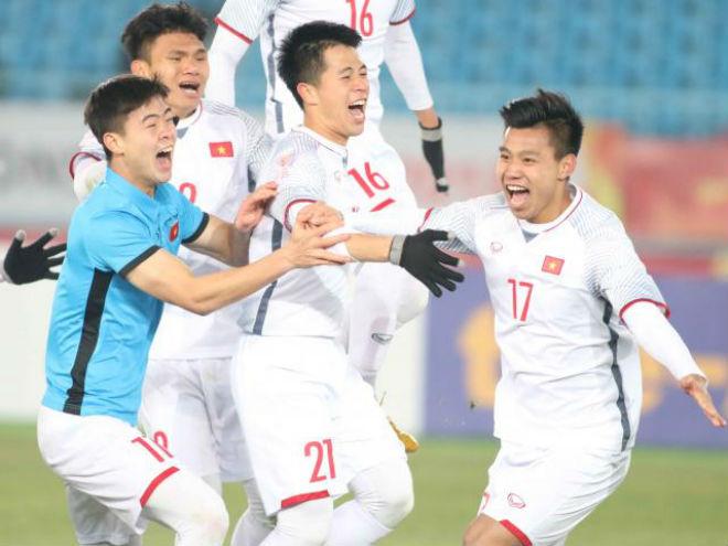Tin nóng U23 Việt Nam: U23 Uzbekistan được thưởng xe hơi 16 tỷ - 1