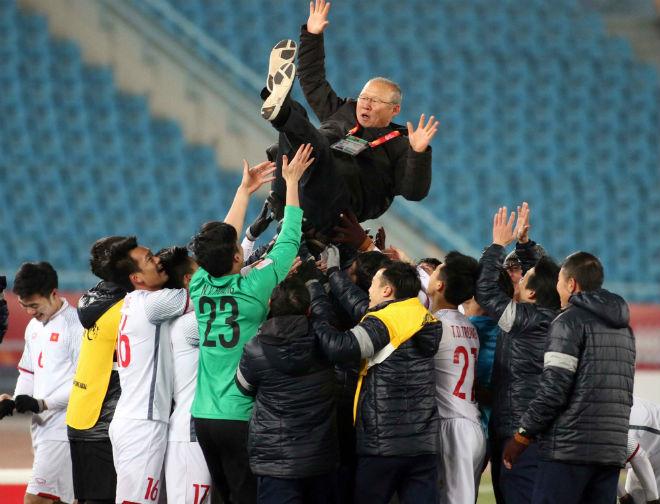 U23 Việt Nam chinh phục châu Á: 6 mệnh lệnh của Park Hang Seo