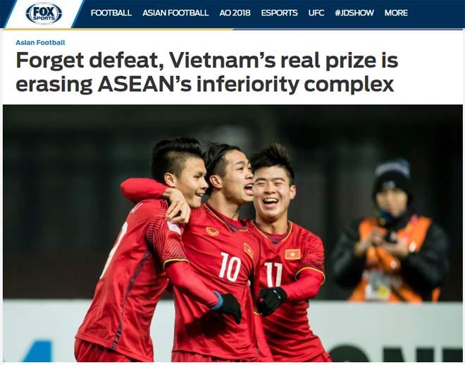 Vinh danh U23 Việt Nam: Báo quốc tế ngợi ca, coi là số 1 Đông Nam Á - 10