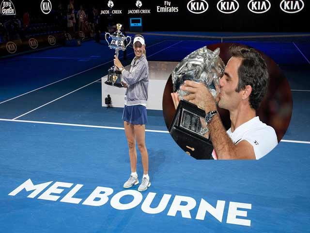 """Federer khoe Grand Slam thứ 20: """"Vinh quy bái tổ"""" giữa vòng vây người hâm mộ 6"""