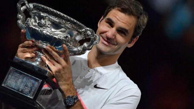 Đoạt 20 Grand Slam, Federer là nhân vật thể thao kỳ vĩ nhất mọi thời đại - 1