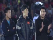 Bạn trẻ - Cuộc sống - Khoảnh khắc cho thấy dàn cầu thủ U23 Việt Nam chỉ là những cậu trai mới lớn