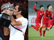 Thể thao - Federer – U23 Việt Nam: Kẻ thức thời mới là trang tuấn kiệt